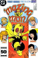 'Mazing Man #01-12 + Specials Complete