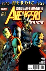 Avengers Prime #01-05 Complete