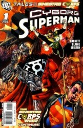 Tales of the Sinestro Corps - Cyborg Superman