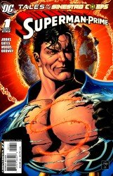 Tales of the Sinestro Corps - Superman-Prime