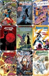 Collection DC - The New 52 (20.11.2013, week 47)