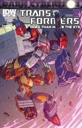 Transformers - More Than Meets the Eye #23