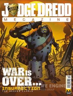 Judge Dredd The Megazine #342