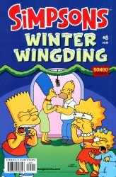 Simpsons Winter Wingding #8