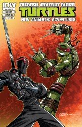 Teenage Mutant Ninja Turtles New Animated Adventures #4
