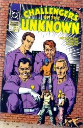 Challengers of the Unknown (Volume 2) 1-8 series