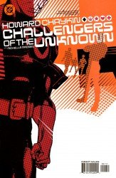 Challengers of the Unknown (Volume 4) 1-6 series