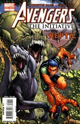 Avengers - The Initiative Featuring Reptil