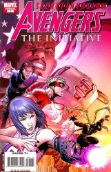 Avengers The Initiative Annual