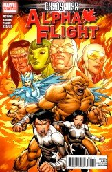 Chaos War - Alpha Flight