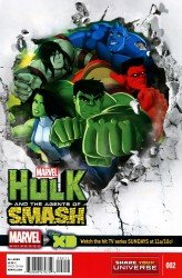 Hulk and the Agents of S.M.A.S.H. #02