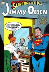 Superman's Pal, Jimmy Olsen (1-163 series) Complete