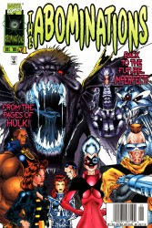 Abominations #01-03 Complete