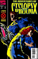 Adventures of Cyclops and Phoenix #01-04 Complete