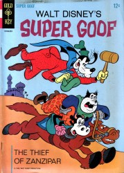 Super Goof (1-74 series) Complete