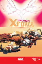 Uncanny X-Force #14