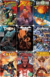 Collection DC - The New 52 (27.11.2013, week 48)