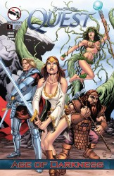 Grimm Fairy Tales Presents Quest #01