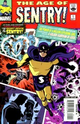 The Age of the Sentry #01-06 Complete