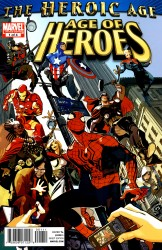 Age of Heroes #01-04 Complete