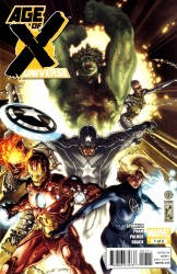 Age of X - Universe #01-02 Complete