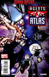 Agents of Atlas Vol.2 #00-11 HD Complete