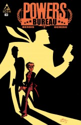 Powers - The Bureau #08