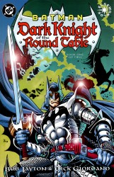 Batman - Dark Knight of the Round Table (1-2 series) Complete