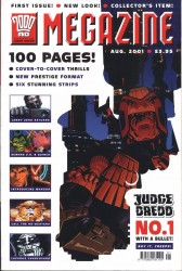 Judge Dredd Megazine Vol.4 #01-18 Complete