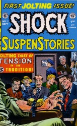 Shock SuspenStories #01-18 Complete