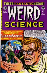Weird Science #01-22 Complete