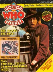 Doctor Who Magazine #01-448 + Annuals + Specials