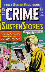Crime SuspenStories #01-27 Complete