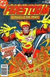 Firestorm Vol.1 #01-05 Complete