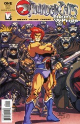 Thundercats - Enemy's Pride #01-05 Complete