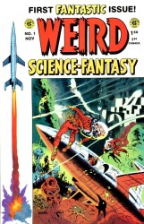 Weird Science-Fantasy #23-29 Complete