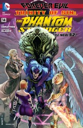 Trinity Of Sin - The Phantom Stranger #14
