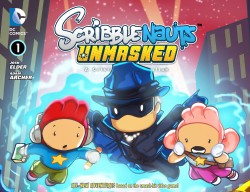 Scribblenauts Unmasked – A Crisis of Imagination #1