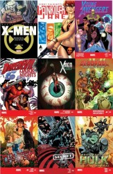 Collection Marvel (04.12.2013, week 49)