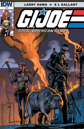 G.I. Joe - A Real American Hero #197