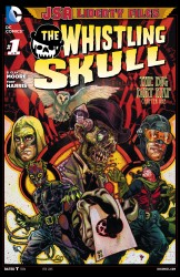 JSA Liberty Files - The Whistling Skull (1-6 series) Complete