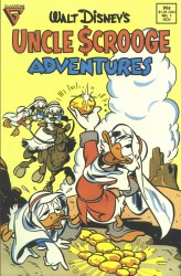Uncle Scrooge Adventures (1-54 series) Complete
