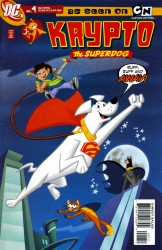 Krypto the Superdog (1-6 series) Complete