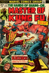 Master of Kung Fu #17-125 + Annual+ Giant-Sizes Complete