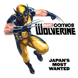 Wolverine - Japans Most Wanted #01-08 Complete
