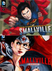 Smallville - Season Eleven (1-69 series)