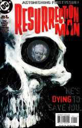 Resurrection Man (Volume 1) 1-27 + #1000000