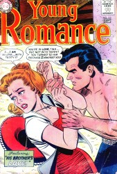 Young Romance (volume 2) 125-208 (48 issues)
