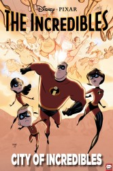 The Incredibles - City of Incredibles