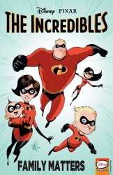 The Incredibles - Family Matters